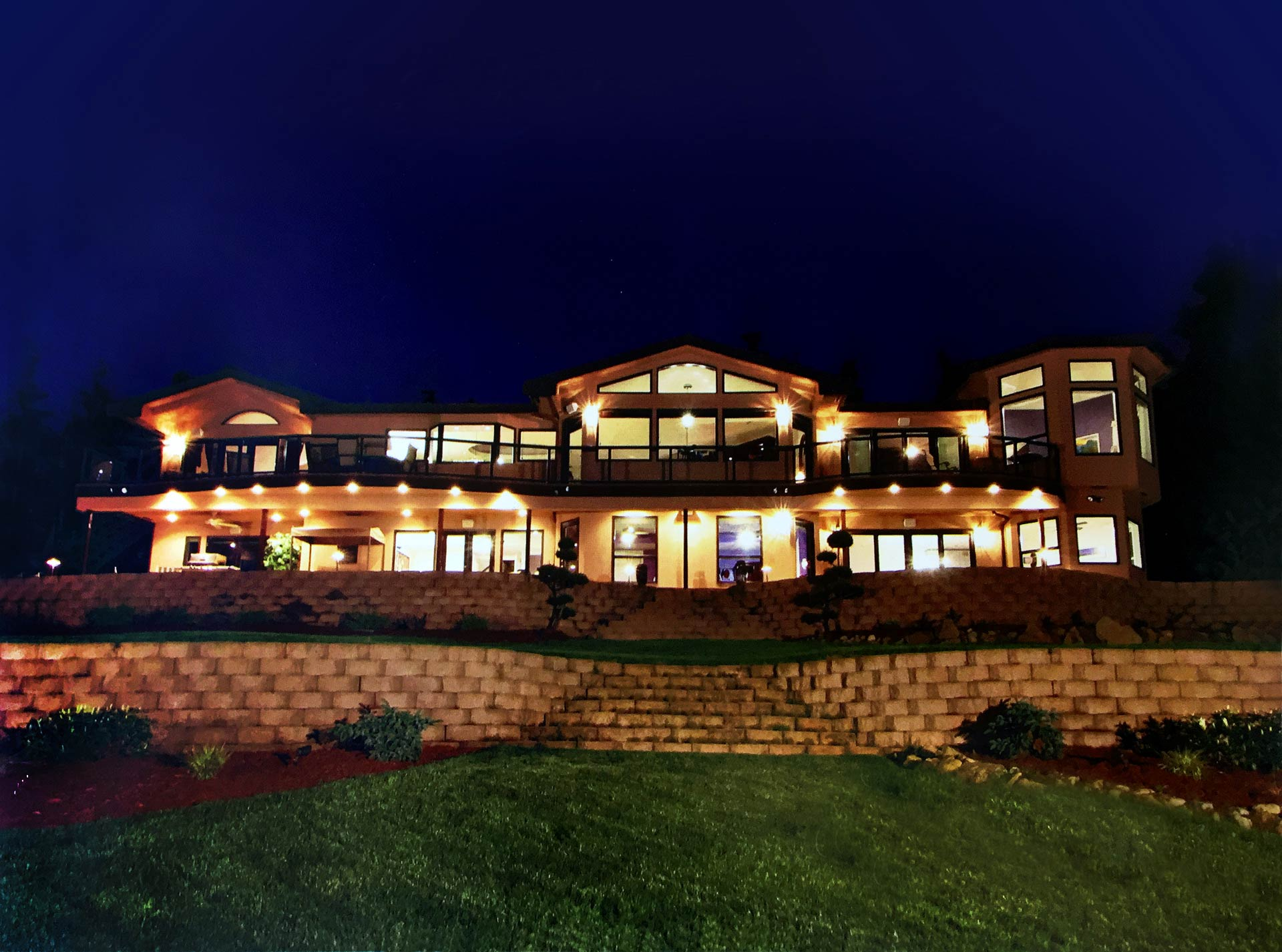Custom Built Home in Eastern Washington