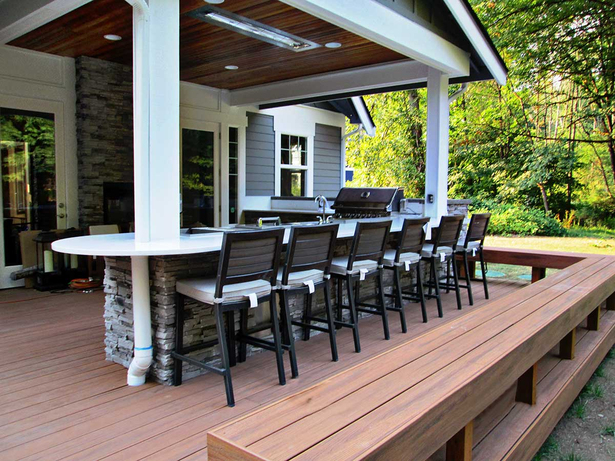 Gerber Residence Back Patio Remodel - Classic Remodeling ...